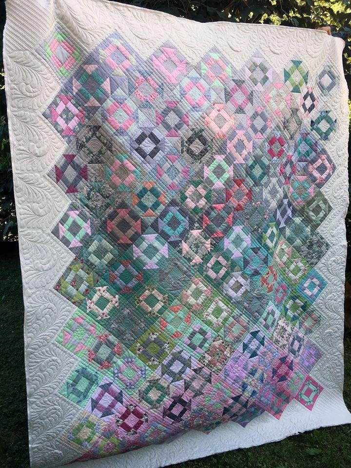 patchwork dla Wiesi